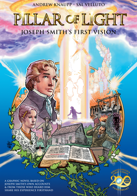 Pillar of Light: Joseph Smith's First Vision Cover Image