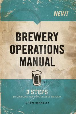Brewery Operations Manual Cover Image