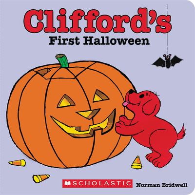 Clifford's First Halloween Cover Image