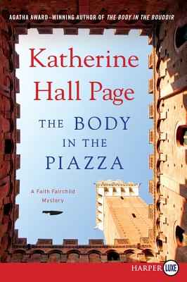 The Body in the Piazza Cover Image