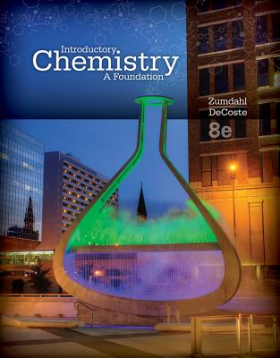 Introductory Chemistry: A Foundation Cover Image