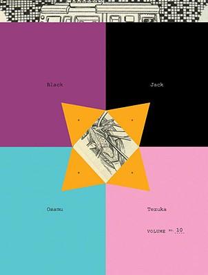 Black Jack, Volume 10 Cover