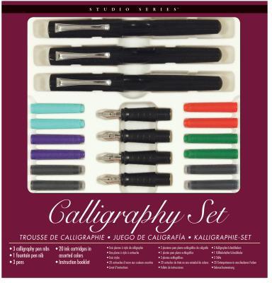 Studio Series Calligraphy Pen Cover Image