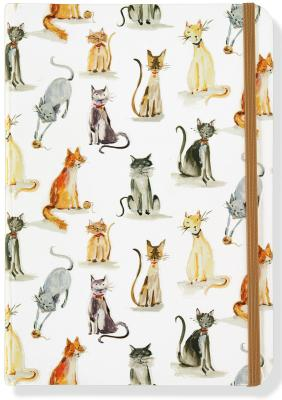 Cat Tales Journal (Diary, Notebook) Cover Image