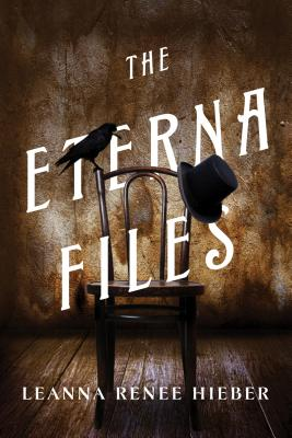 The Eterna Files Cover