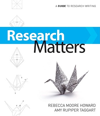 Research Matters Cover Image