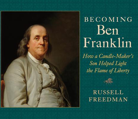 Becoming Ben Franklin Cover