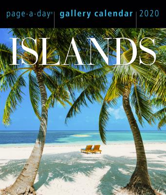 Islands Page-A-Day Gallery Calendar 2020 Cover Image