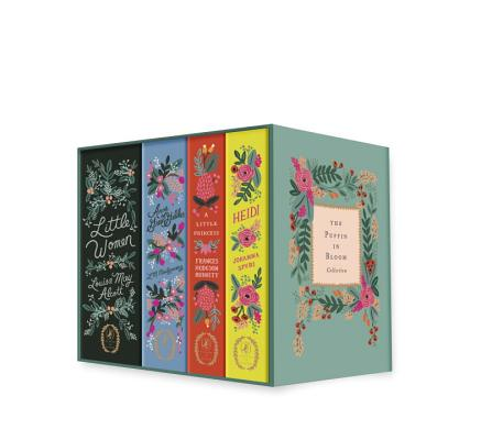 The Puffin in Bloom Collection Cover Image