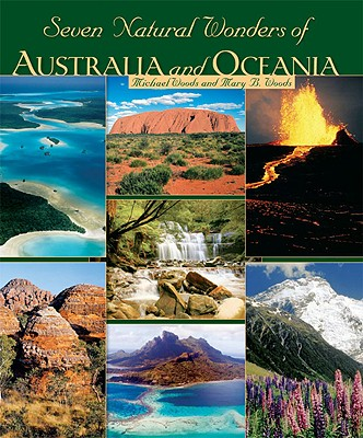 Seven Natural Wonders of Australia and Oceania Cover Image