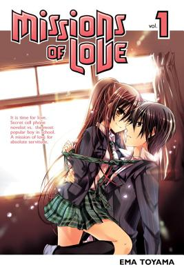 Missions of Love, Volume 1 Cover
