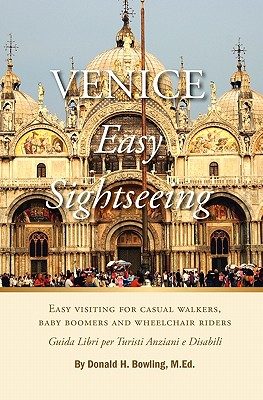 Venice, Easy Sightseeing Cover