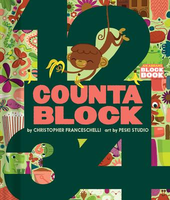 Countablock (An Abrams Block Book) Cover Image