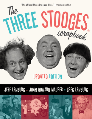 The Three Stooges Scrapbook Cover Image