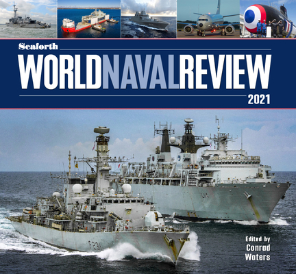 Seaforth World Naval Review 2021 Cover Image