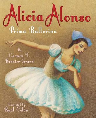 Alicia Alonso: Prima Ballerina Cover Image