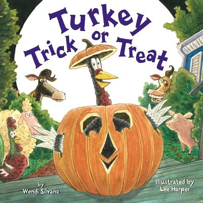 Turkey Trick or Treat Cover Image
