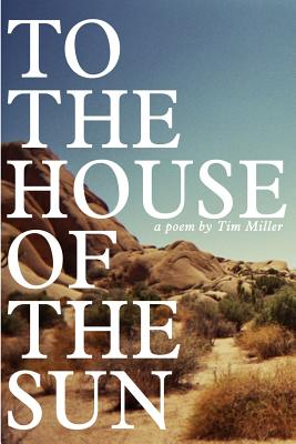 Cover for To the House of the Sun