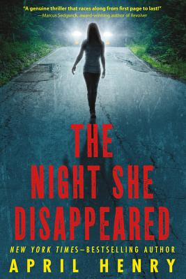 The Night She Disappeared Cover Image