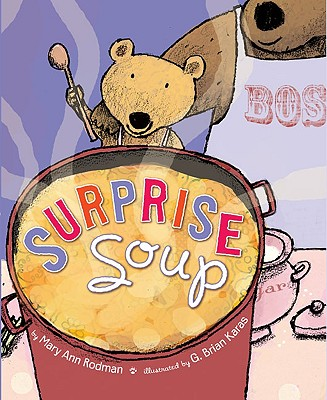Surprise Soup Cover