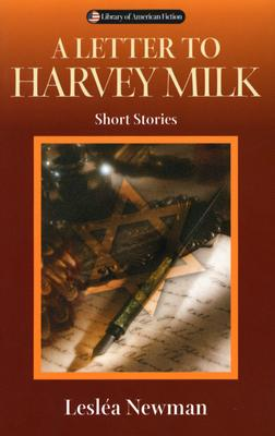 Cover for A Letter to Harvey Milk
