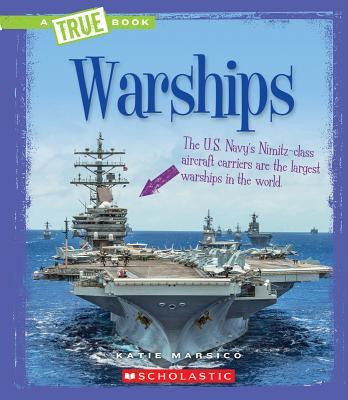 Warships (True Bookengineering Wonders) Cover Image