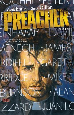 Preacher Book 5 cover image