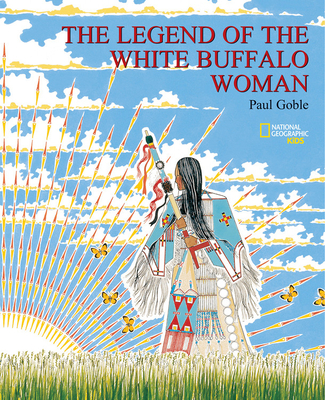 The Legend of the White Buffalo Woman Cover
