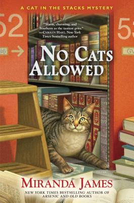 No Cats Allowed (Cat in the Stacks Mystery #7) Cover Image