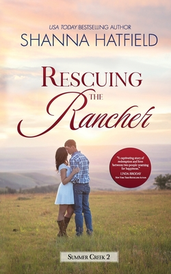 Rescuing the Rancher: A Small-Town Clean Romance Cover Image