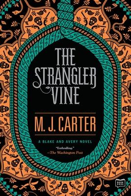 The Strangler Vine (A Blake and Avery Novel #1) Cover Image