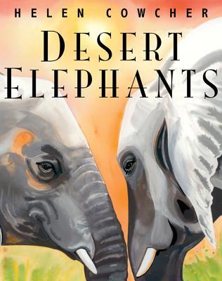 Desert Elephants Cover