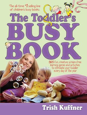 The Toddler's Busy Book Cover