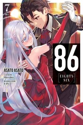86--EIGHTY-SIX, Vol. 7 (light novel): Mist (86--EIGHTY-SIX (light novel) #7) Cover Image
