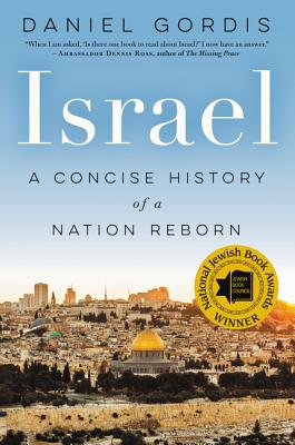 Israel: A Concise History of a Nation Reborn Cover Image
