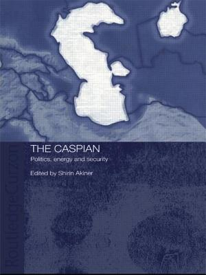 The Caspian: Politics, Energy and Security (Central Asia Research Forum) Cover Image