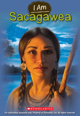 I Am Sacagawea Cover
