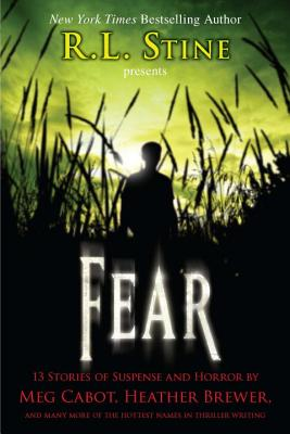Fear: 13 Stories of Suspense and Horror Cover Image