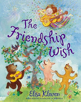 The Friendship Wish Cover