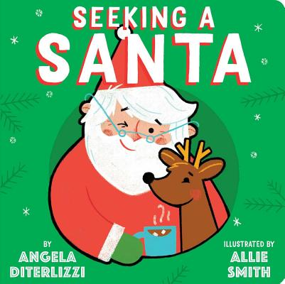 Seeking a Santa Cover