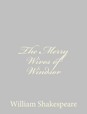 The Merry Wives of Windsor Cover Image