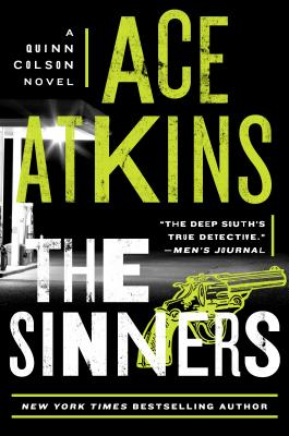 The Sinners (Quinn Colson Novel #8) Cover Image