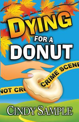 Dying for a Donut Cover