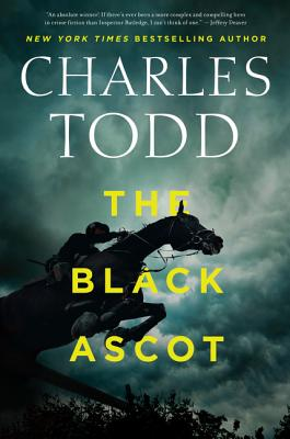 The Black Ascot (Inspector Ian Rutledge Mysteries #21) Cover Image
