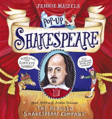 Pop-up Shakespeare: Every Play and Poem in Pop-up 3-D Cover Image