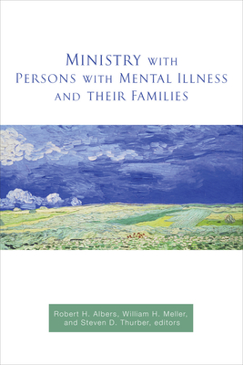 Cover for Ministry with Persons with Mental Illness and Their Families