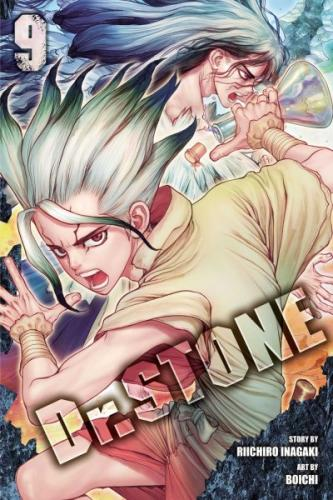 Dr. STONE, Vol. 9 Cover Image