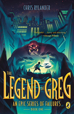 The Legend of Greg (An Epic Series of Failures #1) Cover Image