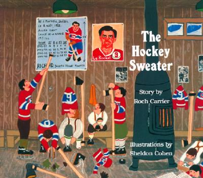 The Hockey Sweater Cover Image