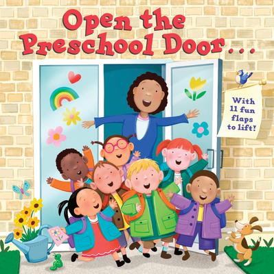 Open the Preschool Door Cover Image